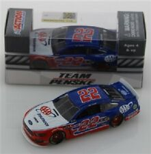 JOEY LOGANO 2020 AAA INSURANCE 1/64 ACTION DIECAST CAR #22 FORD MUSTANG