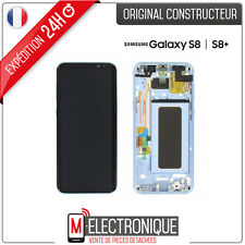 Ecran LCD Bleu Original Samsung Galaxy S8+ G955F