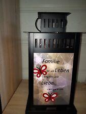 Led laterne weiß , Geschenk,  Dekoration , Deko 44cm