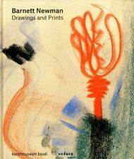 Barnett Newman: Drawings and Prints: By Newman, Barnett
