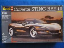1992ChevroletCorvette Sting Ray III1/25Revell#7361
