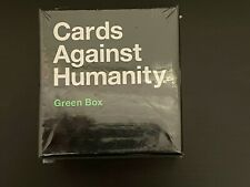 Cards Against Humanity Green Box - New still sealed