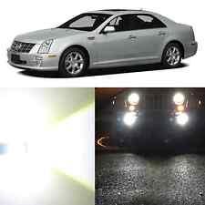Alla Lighting Fog Light 9045 Super Bright White LED Bulbs for 04~08 Cadillac XLR
