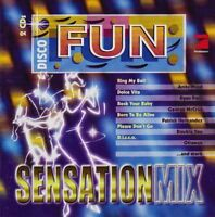 Disco Fun Sensation Mix Fancy, Pet Shop Boys, Hypnosis, Ottawan, Fun Fu.. [2 CD]