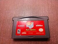 Nintendo Game Boy Advance GBA Cartridge Only Tested Ty The Tasmanian Tiger 3
