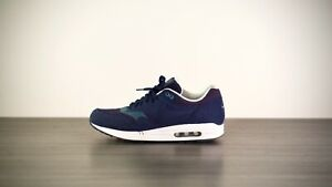 "AIR MAX 1 ""TONAL PACK - OBSIDIAN"" 308866-404 Men's Size 10.5"