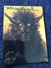 Other Worlds: Michael Whelan II Comic Images - 1995 WHELAN AUTO CARD