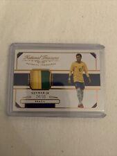 National Treasures Soccer Neymar 24/35 Brazil Patch