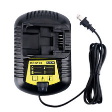 New 12V MAX and 20V MAX Li-ion Battery Charger for Dewalt Li-Ion charger DCB101