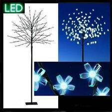LED Baum 1,50m 160 LEDs Lichterbaum Blüten Kirschbaum Weihnachtsbaum Dekobaum