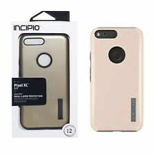 Incipio Dual-Layer Protection for Google Pixel XL (5.5 inch) - Gold NEW
