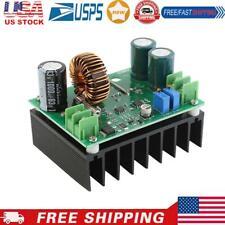600w Dcdc Boost Converter 10 60v To 12 80v Step Up Voltage Regulator Module