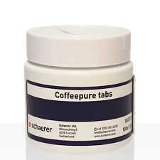 Schaerer Coffeepure tabs Reinigungs-Tabletten 100 x 1,2g