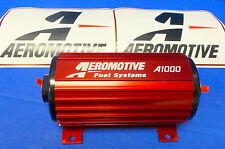 Aeromotive 11101 A1000 Electric External Fuel Pump EFI or Carbureted -10 AN Port