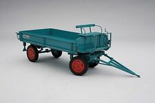 Vintage Schuco / Farming Tractor Trailer Unit / Scale 1:18 / # SHU00160