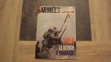 Magazine Armées d'Aujourd'hui n°391 - Juillet/Aout 2014