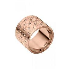 Michael Kors Rose Tone Ring MKJ4289791