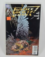 DC Justice Society of America #2 Variant High Grade