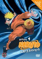 Nuovo Naruto Unleashed Serie 9 DVD