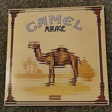 CAMEL MIRAGE 1974 UK VINYL LP DERAM SML 1107 1st PRESS PROG ROCK EX/EX