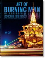 The Art of Burning Man [New Book] Hardcover