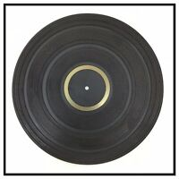 """Technics Turntable Rubber Slip Mat Part for SL-20 SL-23 SL-1500 and others 11.5"""""""