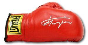 Joe Frazier Signed Autographed Everlast Boxing Glove PSA/DNA AG51729