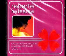 ROBERTO LEDESMA PARA ENAMORADOS VOL.2 - CD