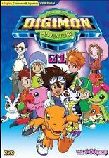 DVD DIGIMON ADVENTURE 01 ( VOL.1-54 END ) ENGLISH VERSION