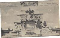 33 - cpa - BORDEAUX - Monument des Girondins