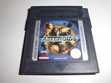 Nintendo Game Boy Color asteroides