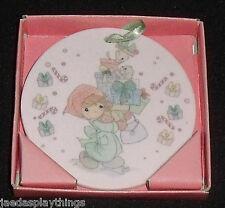 Enesco Precious Moments Ornament Bundles Of Joy Porcelain 1996