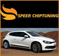 Vera Chiptuning per tutti VW SCIROCCO 2.0 TFSI/R (OBD-identificazione ottimizzazione)