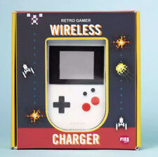 Gameboy Wireless Charger Retro Gamer Compatible With Wireless Charging Game Boy