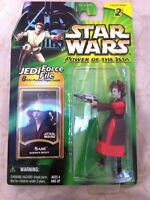 Star Wars Power Of The Jedi 2000 Sabe Queen's Decoy Case Fresh MOC Collection 2