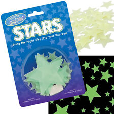 GLOW IN THE DARK STARS CHILDS BOYS GIRLS TOY XMAS GIFT CHRISTMAS STOCKING FILLER