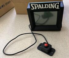 New listing Spalding Shot Clock
