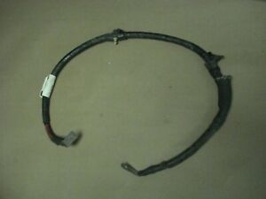 08 09 10 Ford F-250 350 Super Duty 6.4 Powerstroke Fuse Box Battery Cable OEM