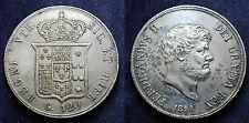 1856  REGNO Delle DUE SICILIE   FERDINANDO II  120 GRANA