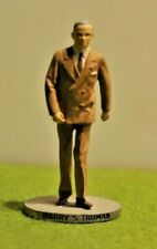 Danbury Mint Pewter By D. LaRocca Hand Painted President to scale Harry S. Truma