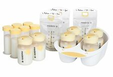 Medela 67348 Breastmilk Storage Solution Set High Quality Bags Bottles Tray Milk