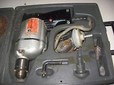 black and decker u-124 Drill with u-122-2 3/8 drill kit