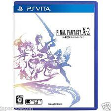 Final Fantasy X-2 HD PS Vita SONY JAPANESE NEW JAPANZON