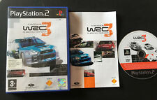 World Rally Car WRC 3 PS2 Play Station 2 Pal ESPAÑOL