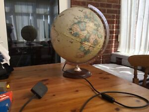 Globe Illuminated