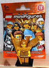 LEGO Mini Figure FLYING WARRIOR. NEW series 15