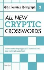 The Sunday Telegraph: All New Cryptic Crosswords 1 by Telegraph Media Group (Paperback, 2015)
