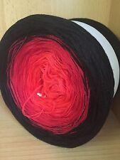 Farbverlaufsgarn 200 Gramm Farbe 371 3-fädig