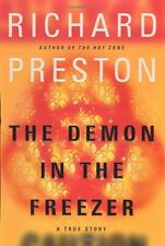 The Demon in the Freezer: A True Story by Richard Preston