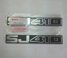 2x of Suzuki Jimny SJ410 Fender Emblem